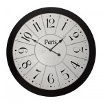 Parisian Giant Wall Clock
