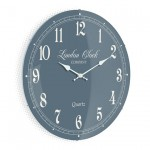The Emma Grey Wall Clock