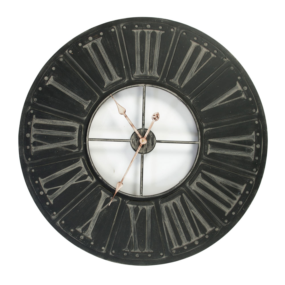 Buy giovanni large 80cm wall clock purely wall clocks - Mondaine wall clock cm ...