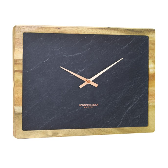 Buy Carbon Wall Clock Online Purely Wall Clocks