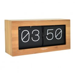 Image of Stor Flip Mantel Clock with Digital Design