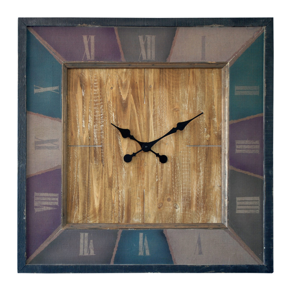 Buy Boston Large Square Wall Clock Online Purely Wall Clocks