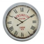 Burlington Distressed Wall Clock