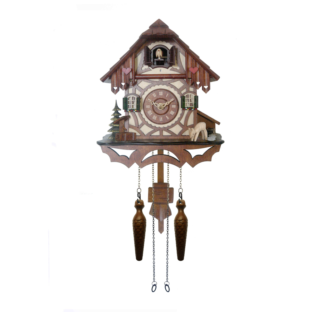 buy christmas cuckoo wall clock online purely wall clocks