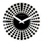 Dreamtime Wall Clock Black