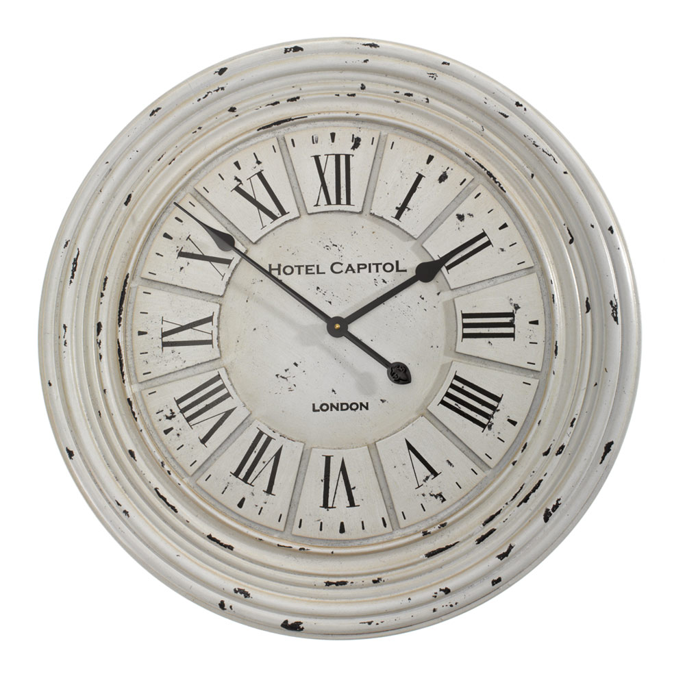 Buy hotel capitol clock online purely wall clocks hotel capitol clock me21h amipublicfo Image collections