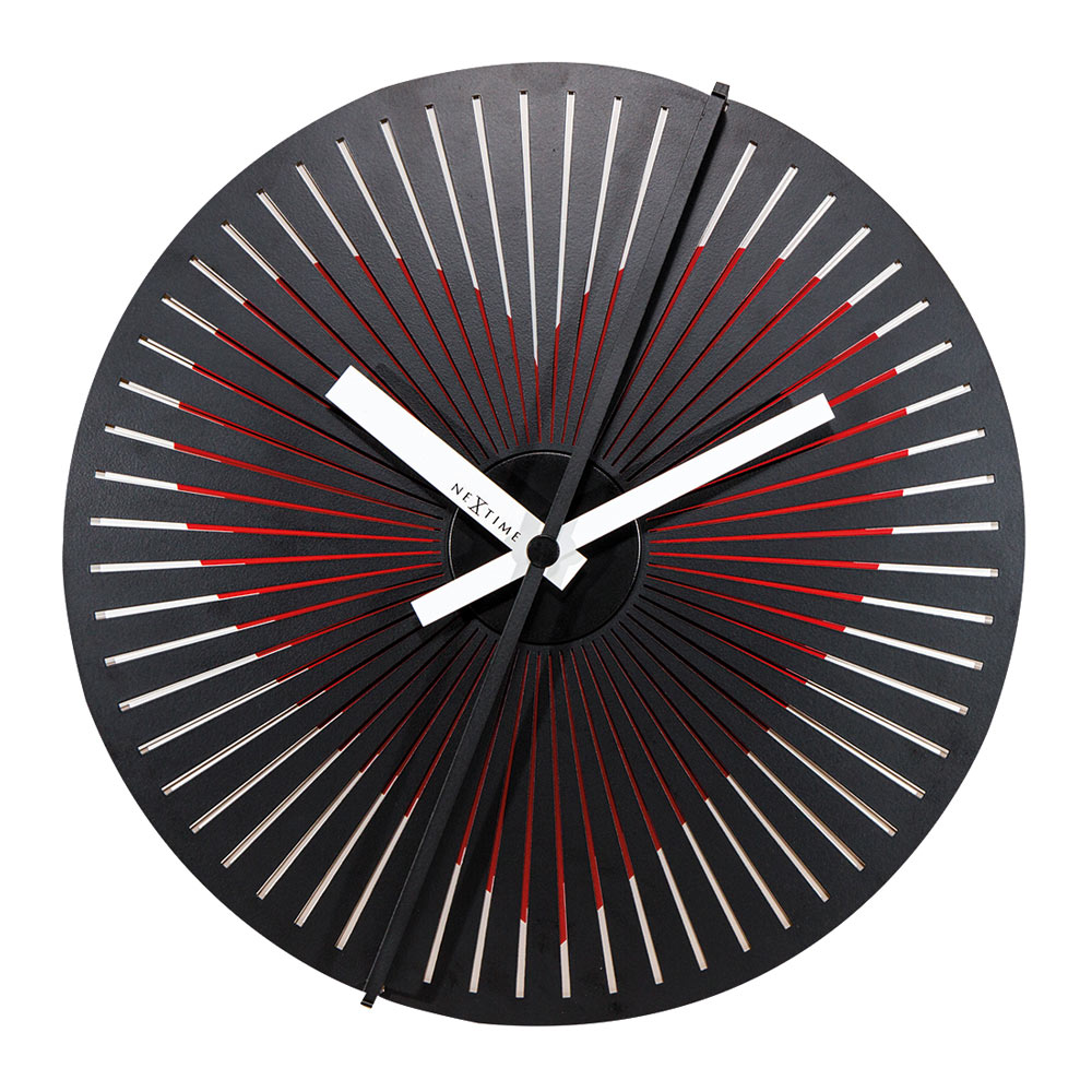 Buy Kinegram Heart Wall Clock Online Purely Wall Clocks