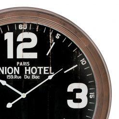Close up of Large Wall Clock