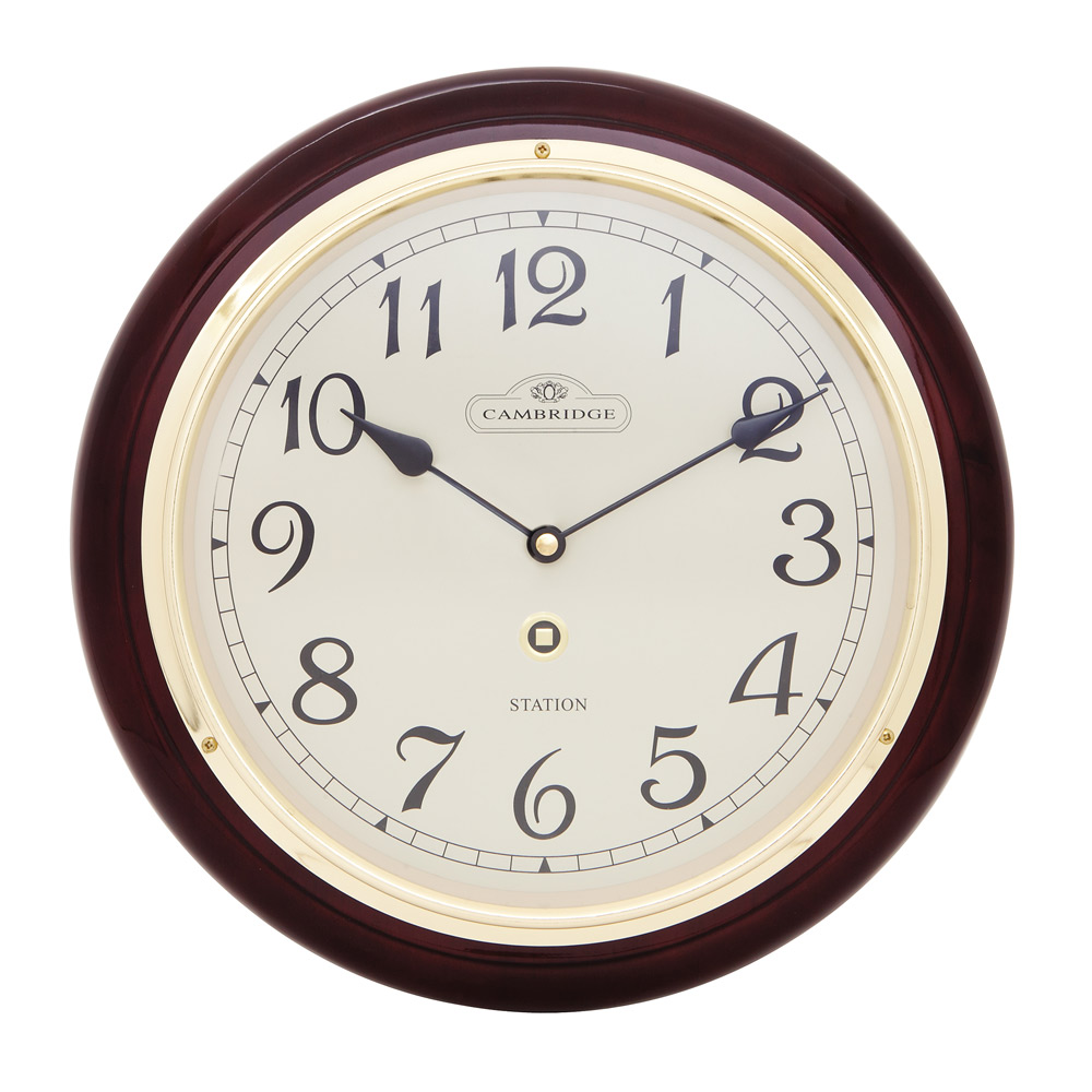 Buy Watson Large Station Clock Numbers Online Purely