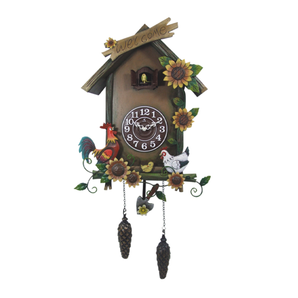 Buy Welcome Cuckoo Wall Clock Online Purely Wall Clocks