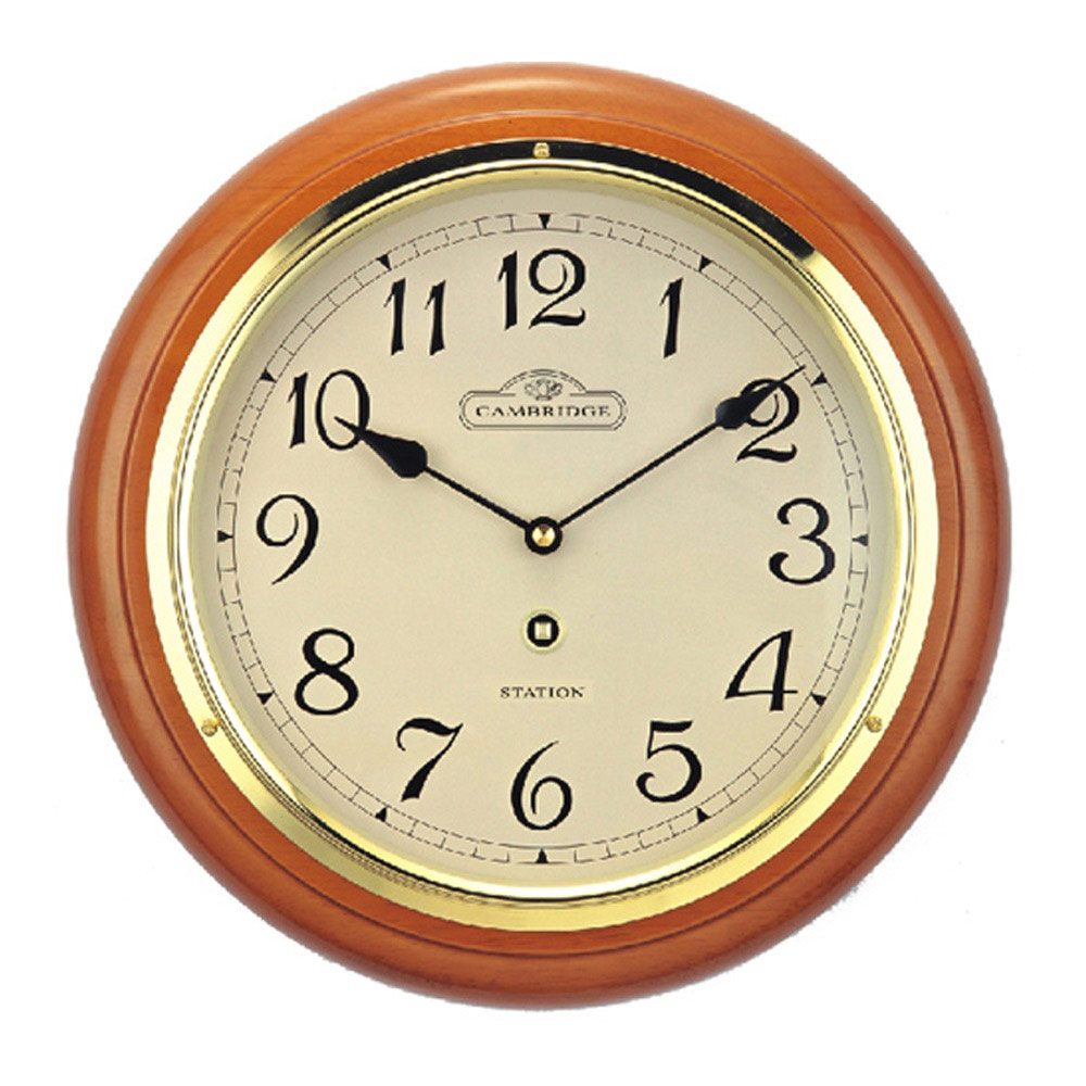 Buy Wilson Large Station Clock Numbers Online Purely