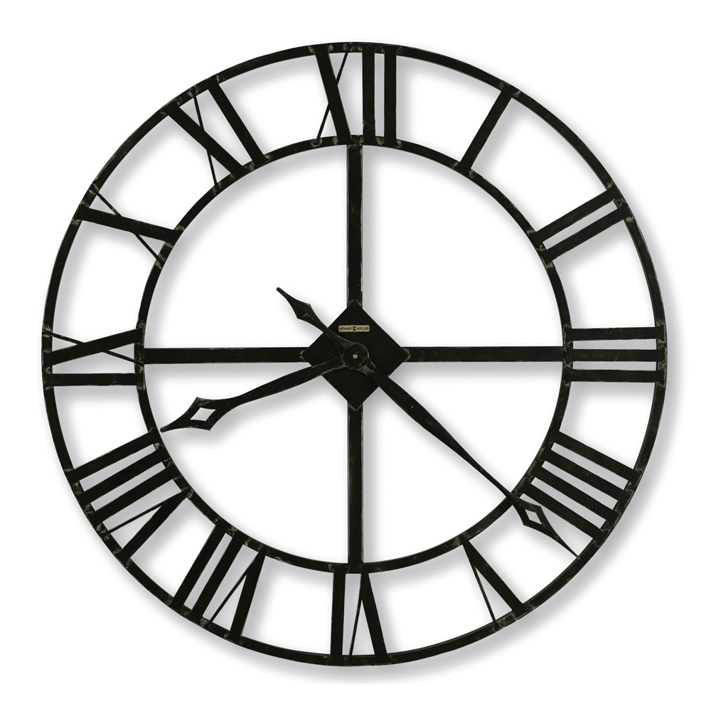 buy lacy ii wrought iron wall clock online purely wall
