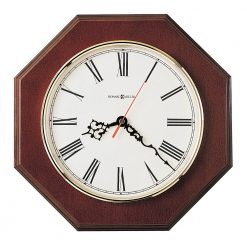 7 sided wall clock