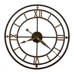 Round Clock with roman numeric number