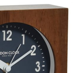 Close up of Bailey Silent Alarm Clock