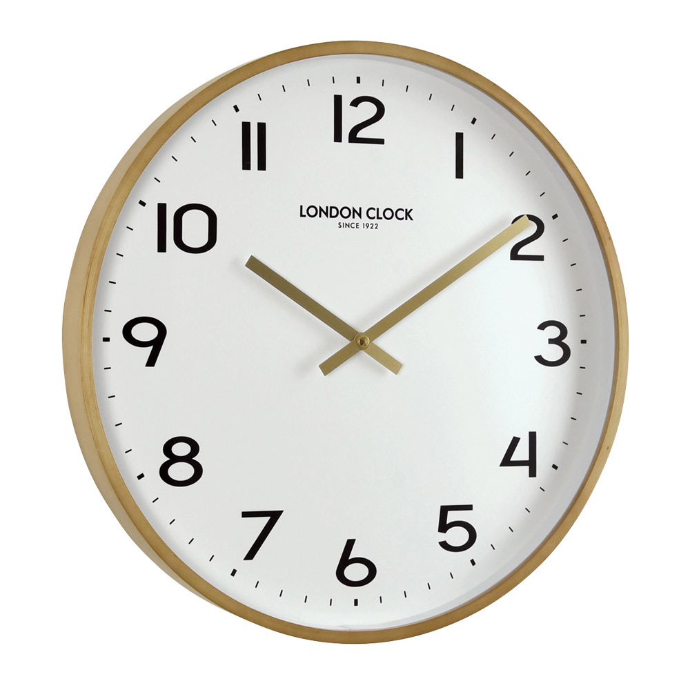 Buy Friske Silent Wall Clock 41cm Online Purely Wall Clocks